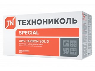"CARBON SOLID 500 ""Тип А"" 1180х580х60-L"